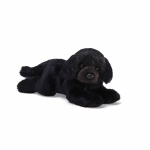 Black Labrador Small Plush 11""