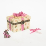 Breast Cancer Treasure Box