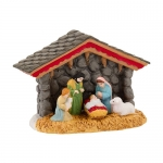 Alpine Nativity