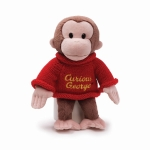 Curious George in Sweater 12""