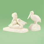 A Pair of Pelicans, Set of 2