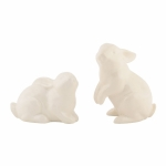 Rabbit Figure, Set of 2