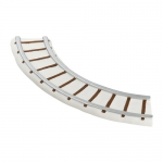 Northen Lights Curved Track, Set of 2