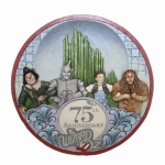 Wizard of Oz 75th Anniversary Plate