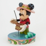Mickey Mouse Fishing