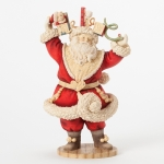 Believe Santa with Toys