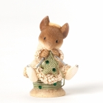 Mouse Knitting Star