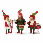 Band of Elves, Set of 3