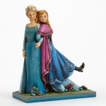 "Anna and Elsa From FROZEN ""Sisters Forever"""