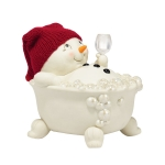 Wine In The Tub Figure
