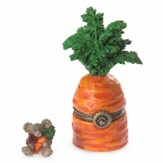 Carson's Carrot With Julienne McNibble Treasure Box