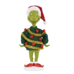 Ugly Sweater Figurine, Green