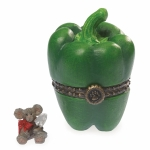 Belle's Pepper With Hottie McNibble Treasure Box