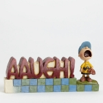 AAUGH Word Plaque