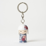 Nonomi Carefree Beauty Keychain