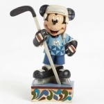 Hockey Player Mickey