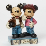 Biker Mickey & Minnie