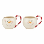 His and Hers Mugs, Set of 2