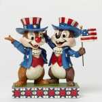 Patriotic Chip and Dale