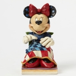 Americana Minnie Mouse