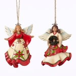 Angels Orn., Set of 2
