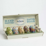 Easter Character Eggs, Set of 6