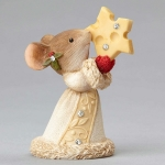 Mouse with Cheese Star