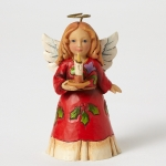 Mini Angel with Candle