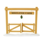Mistletoe Farm Gate
