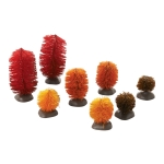 Autumn Trees, Set of 8