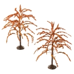 Autumn Splendor Trees, Set of 2