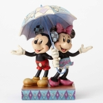 Mickey and Minnie Sharing