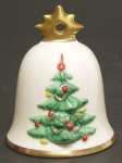 1984 Annual Christmas Bell - Tree