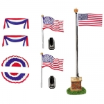 American Flags (Set of 7)
