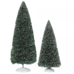 Bag-O-Frosted Topiaries  Large