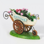 Fresh Flower Cart