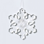 Dept 56 Snowflake Ornament