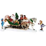 A Sleigh Ride With Santa