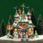 Alfie's Toy School For Elves - 2nd