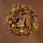 Comforts Of Home Fall Wreath