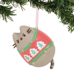 Pusheen Ugly Sweater Orn