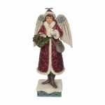 Victorian Angel with Cards