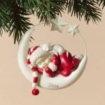 Purr-fectly Cozy Ornament