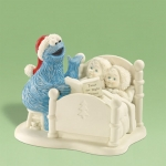 A Bedtime Story With Cookie Monster