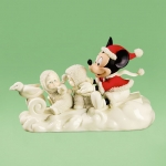 A Magical Sleigh Ride With Mickey