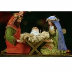 Holy Family, Set of 4