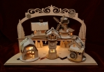 Ginger Cottage Arch Display (GCD102)
