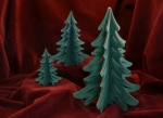 3D Tree Set of 3 (GCD103)