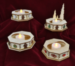 Single Cottage Display with Tea Light (GCD105)