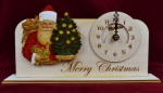 Christmas Clock - Merry Christmas